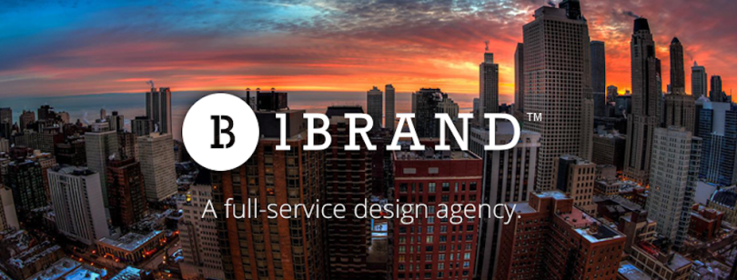 1brand web development design company chicago