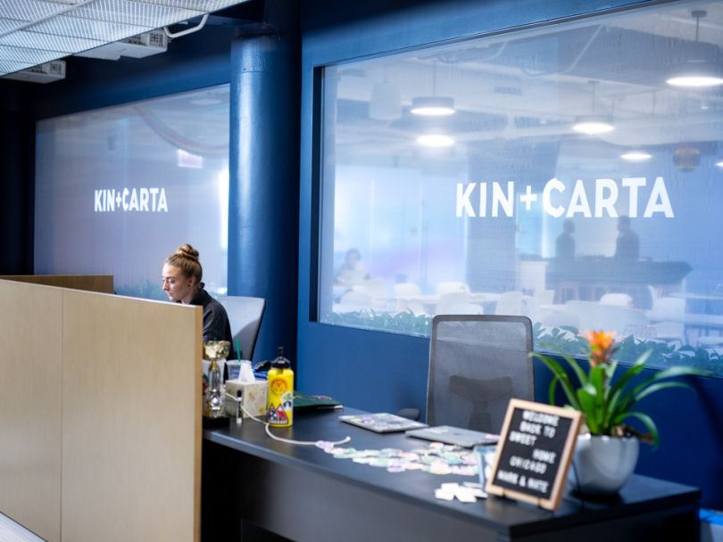 kin + carta office
