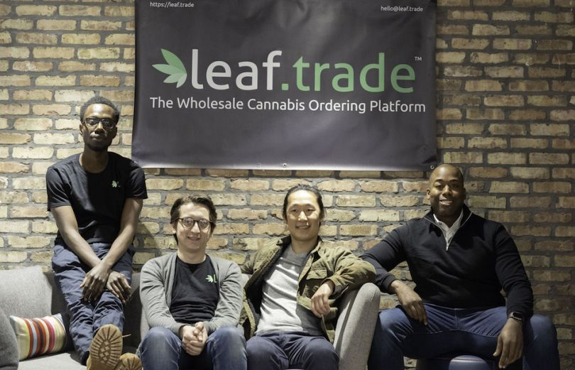 leaf trade cannabis tech chicago