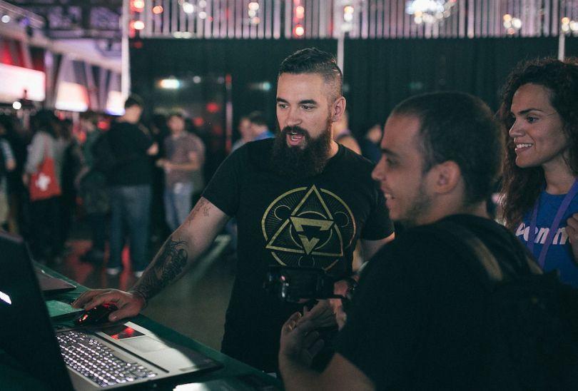 Lightstream founder Stu Grubbs