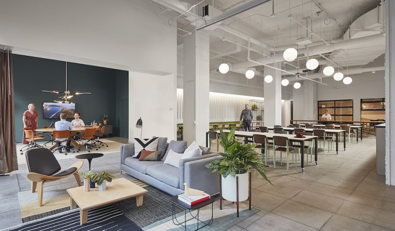 Marvelous Love Where You Work: Inside 7 Of Chicagou0027s Hottest Tech Offices