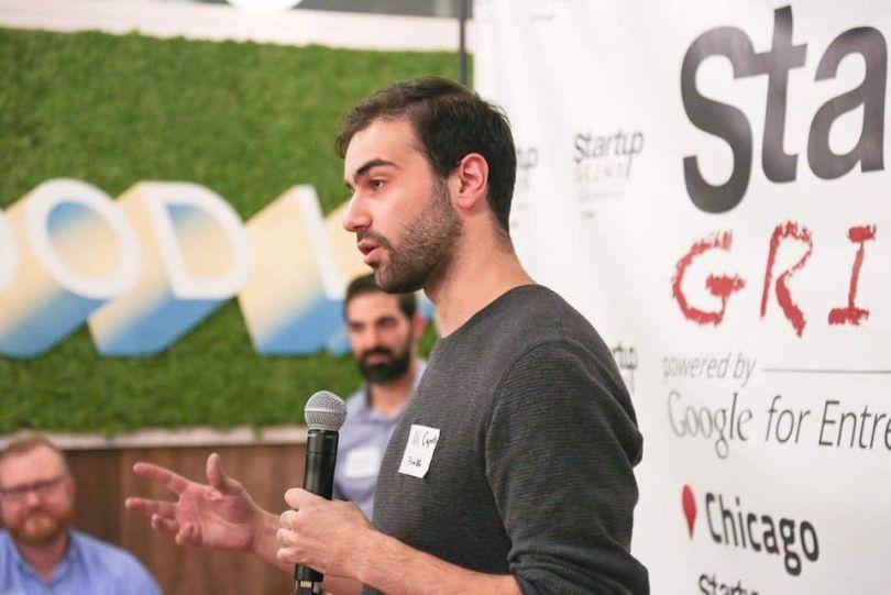 Nick Caputo Strum86 Founder