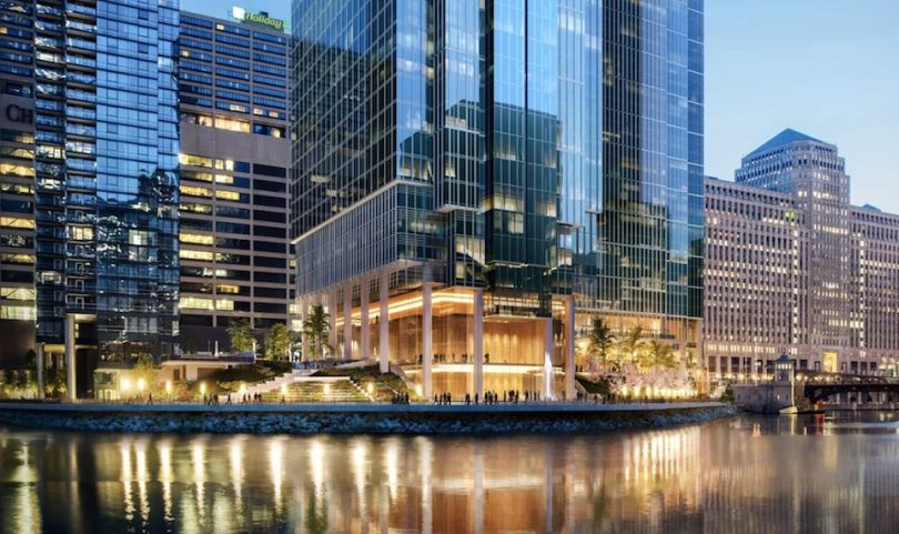 Salesforce could bring 5,000 new tech jobs to Chicago with a