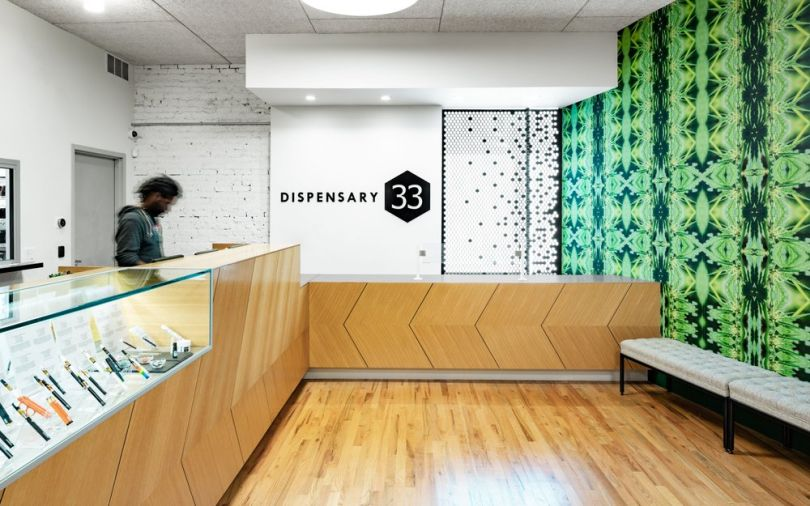 Dispensary33 recreational sales Chicago