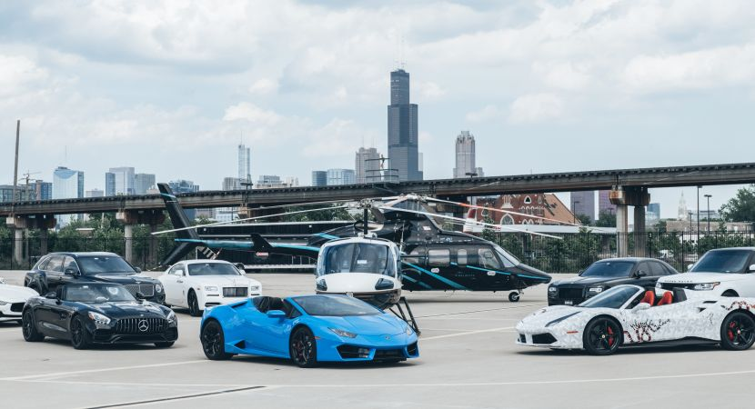 DS Luxury Is A Premier Luxury And Exotic Vehicle Rental Service Based Out  Of The Downtown Chicago Area. We Offer Daily Rentals, Membership Plans, ...