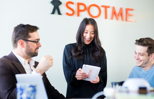 SpotMe team Chicago