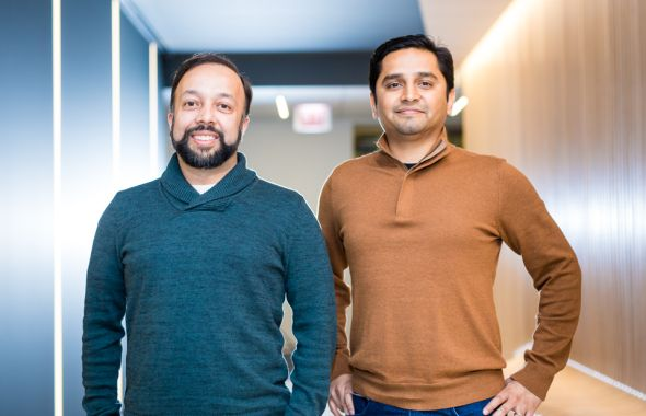 BenchPrep co-founders
