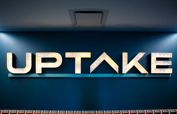 Uptake Office Logo