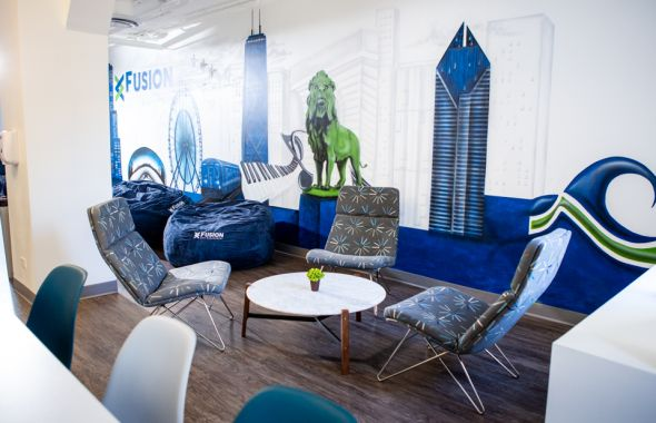 Fusion Risk Management office Chicago