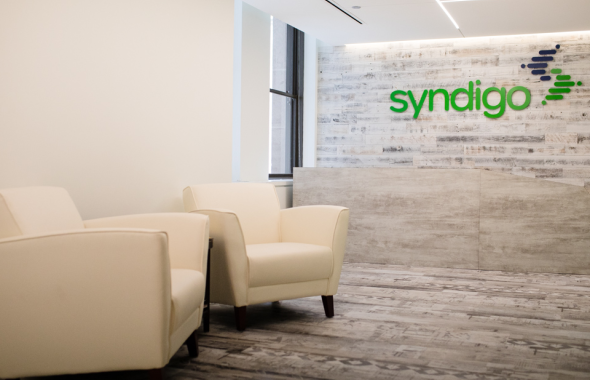 Syndigo Office Lobby
